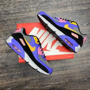NIKE Air Max 90 GS Persian Violet